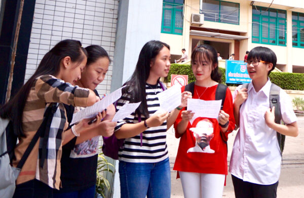 Kỳ thi THPT Quốc gia 2018: Cân nhắc khi đăng ký nguyện vọng