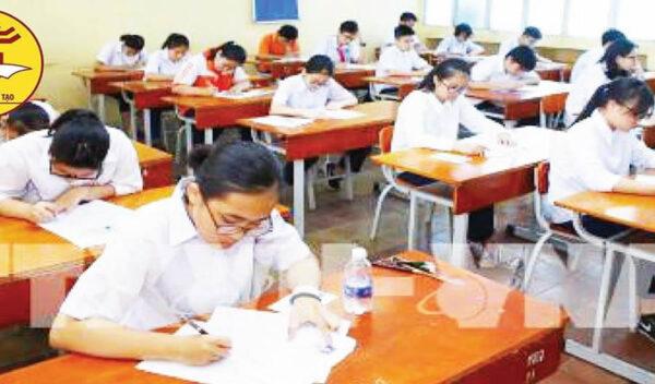 Lịch thi vào lớp 10 các trường THPT chuyên Hà Nội năm học 2019