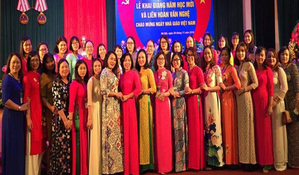 Báo Dân trí: Tự hào ngôi trường y dược của Thủ đô