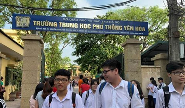 Những trường THPT nào ở Hà Nội còn chỉ tiêu, xét tuyển nguyện vọng 3