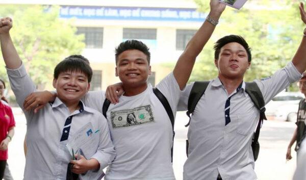Hà Nội đã chấm xong hơn 219 nghìn bài thi trắc nghiệm THPT quốc gia
