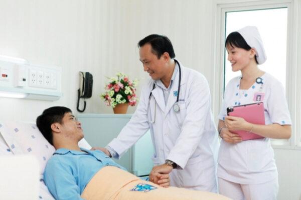 Điều dưỡng Việt Nam rất có uy tín ở CHLB Đức.