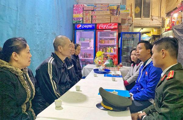 Thành Đoàn Hà Nội chia buồn, động viên gia đình chiến sĩ công an hy sinh tại xã Đồng Tâm