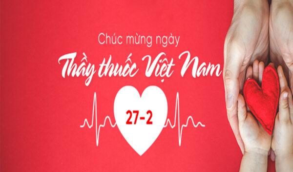 Trường Cao Đẳng Y Dược Tuệ Tĩnh Hà Nội Hướng Tới Kỷ Niệm 65 Năm Ngày Thầy Thuốc Việt Nam (27/02)