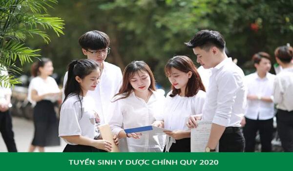 Thông báo tuyển sinh hệ chính quy năm 2020