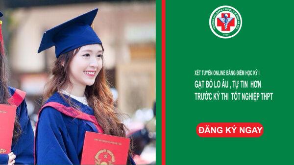 Thông báo tuyển sinh đợt 2 cao đẳng dược hệ liên thông – Văn bằng 2