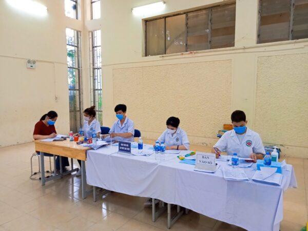 Những gương mặt tiêu biểu của sinh viên trong công tác chống dịch